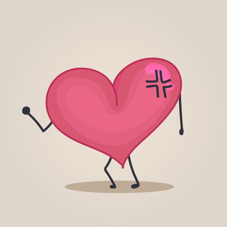 vendetta: Heart character
