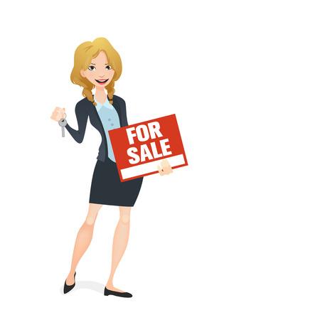 real estate: Real Estate agent