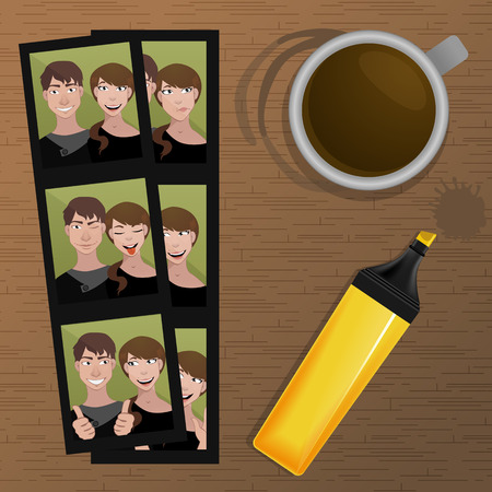 photo: funny photo booth series
