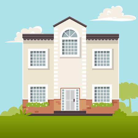 houses: Houses Illustration