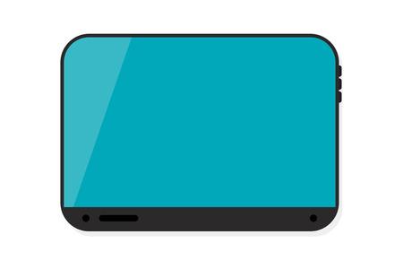 tablet vector: Tablet vector illustration Illustration