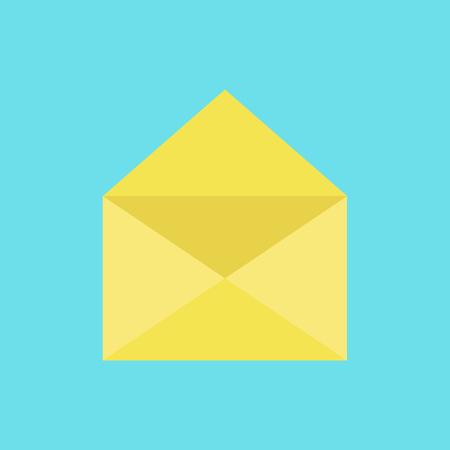envelope icon: Envelope icon Illustration