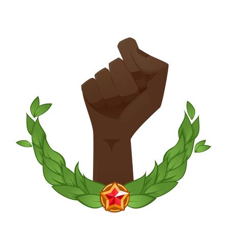 riot: Fist illustration