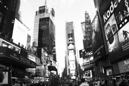 new york times square: new york times square Editorial