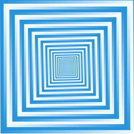 opt: Streszczenie kwadratowych tle w opt stylu sztuki, ilustracji wektorowych