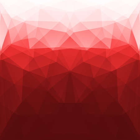 crumple: Abstract colorful triangles background. Vector illustration Illustration
