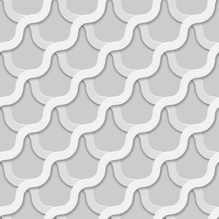 Abstract seamless geometric pattern. Vector illustration Vector