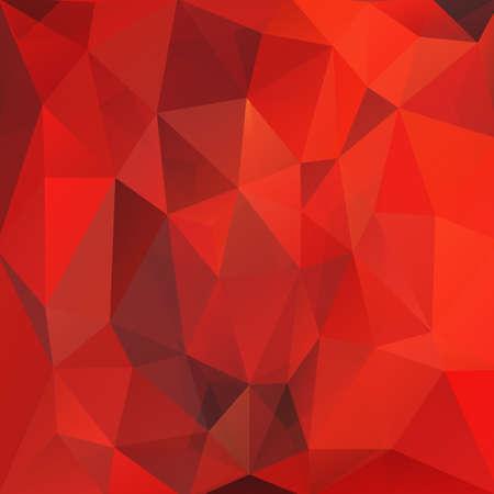 scrunch: Abstract colorful low poly background. Vector illustration
