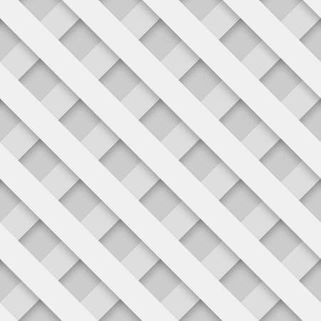 paper strip: Abstract seamless geometric paper strip pattern