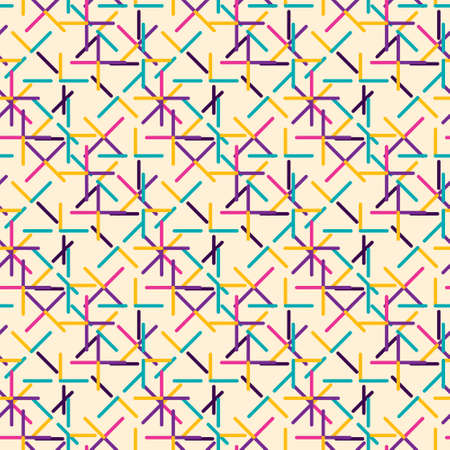 simple background: Seamless colorful pattern. Vector background with bands
