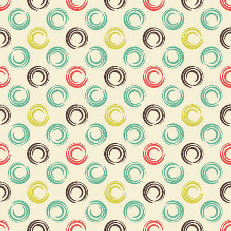 simple background: Seamless colorful pattern. Abstract background vector illustration