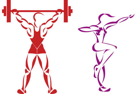 triceps: workout Illustration