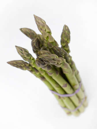 bunched: Asparagus bunched