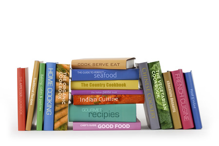 Cookery Books (with unreal titles)