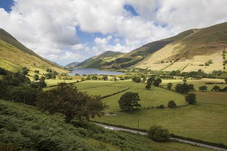 Tal-y-llyn Lake, Gwynedd, Snowdonia, North Wales.