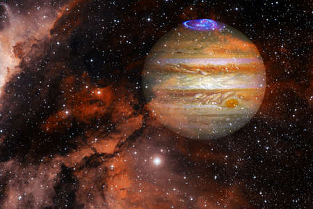 Jupiter. Awesome quality planets of solar system.