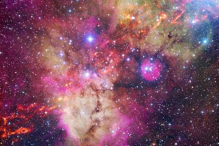 Star field. Cosmos art. Foto de archivo