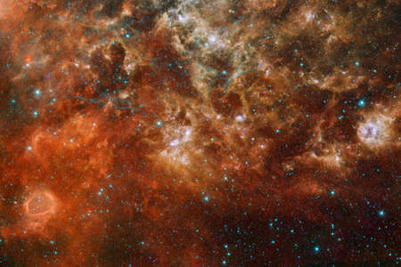 Starfield. Cosmos art.