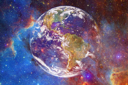 Earth. Solar system. Фото со стока