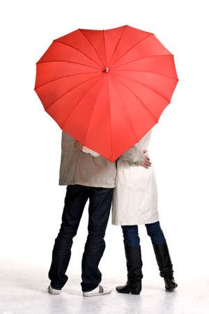 couple winter: Love Couple