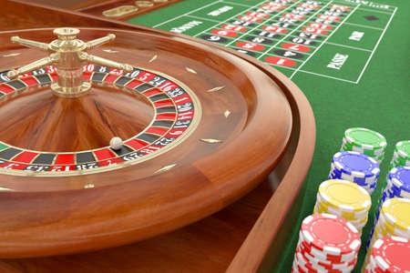 casino roulette: Roulette