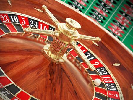 roulette wheels: Roulette