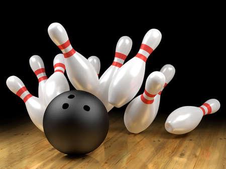 bowling: Huelga
