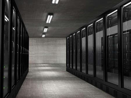 data processor: Servers