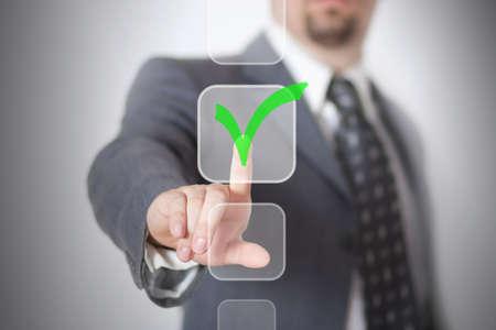 Checklist Standard-Bild