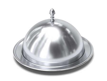 Très haute résolution de rendu 3D d'une cloche Banque d'images - 26754705