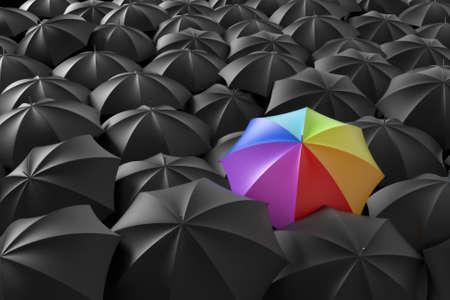 optimismo: Muy alta resoluci�n de imagen conceptual que representa el optimismo