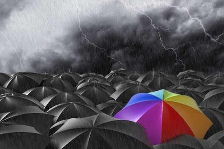 Très haute résolution d'image conceptuelle représentant optimisme Banque d'images - 27102706