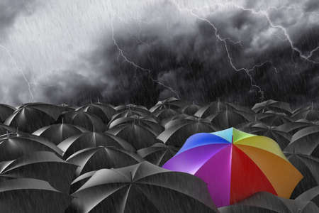 meteo: Very high resolution conceptual image representing optimism