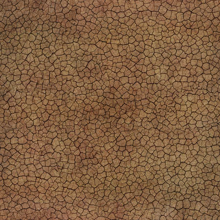 Texture d'une boue craked. Représentant le concept de réchauffement de la planète. Banque d'images - 27102752