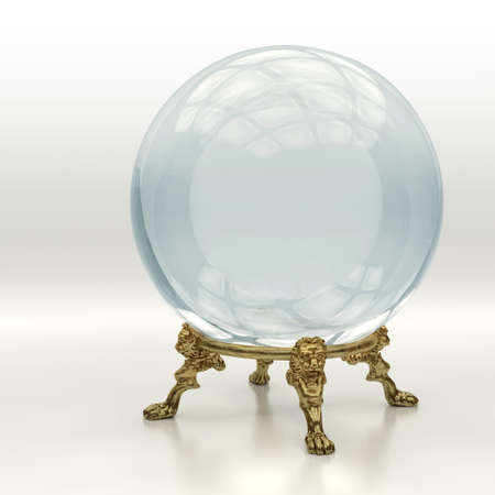 Cristal magic ball
