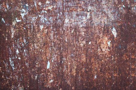 Rusted sheet metal texture Zdjęcie Seryjne