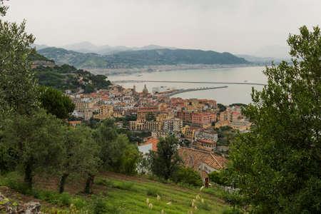 The beautiful Costiera Amalfitana in the south of Italy Zdjęcie Seryjne