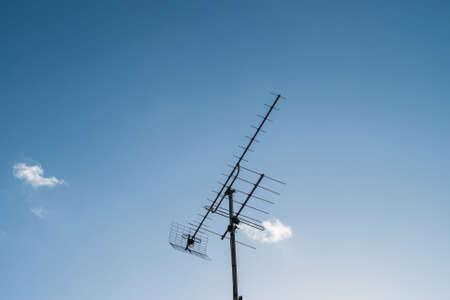 TV Antenna.