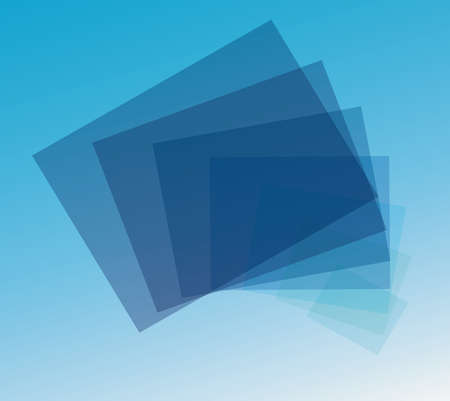 abstract blue card background photo