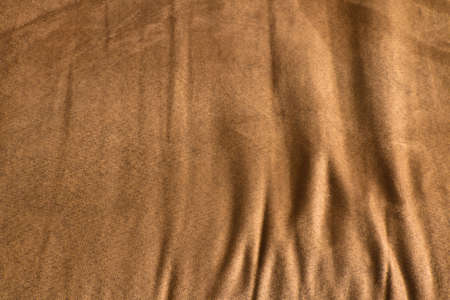 brown suede textured background Banco de Imagens