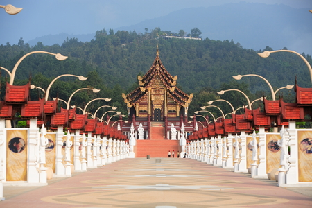 majesty: ROYAL FLORA RATCHAPHRUEK International Horticulture Exposition for His Majesty the King in Chiangmai, Thailand