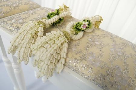 Marriage steering, wedding thai