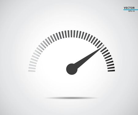 Performance measurement. Icon Vector, illustration