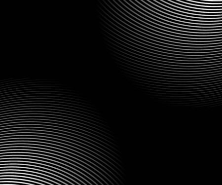 Abstract  waves and lines pattern for your ideas, template background texture 스톡 콘텐츠 - 146212550