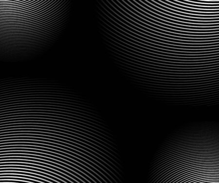 Abstract  waves and lines pattern for your ideas, template background texture 일러스트