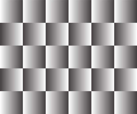 Black and White color abstract squares background, web design, greeting card, gray background,vector illustration Çizim