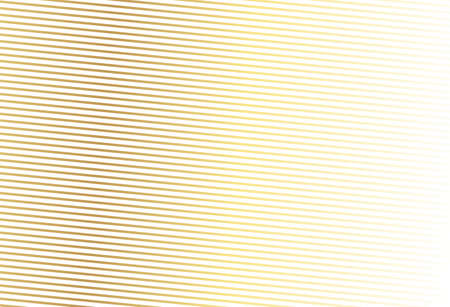 Abstract gold luxurious line Stripe background - simple texture for your design. gradient background. Modern decoration for websites, posters, banners, vector Çizim