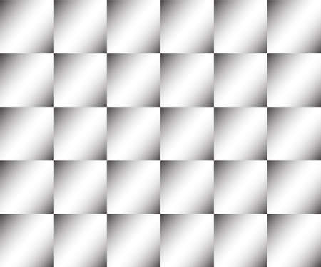 Black and White color abstract squares background, web design, greeting card, gray background, vector illustration