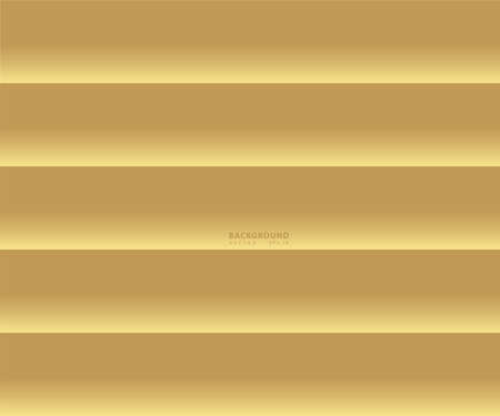 Vector gold blurred gradient style background. Abstract luxury smooth, web design, greeting card, Happy New Year and christmas background, vector illustration Çizim