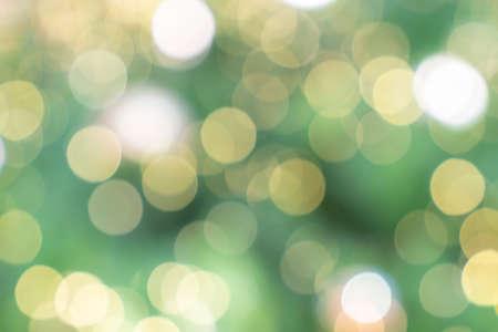 Imagen abstracta de color de tono bokeh Foto de archivo